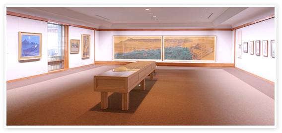 成川美術館|成川美術館の特色